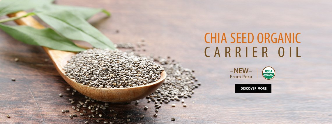 Chia Seed Carrier Oil