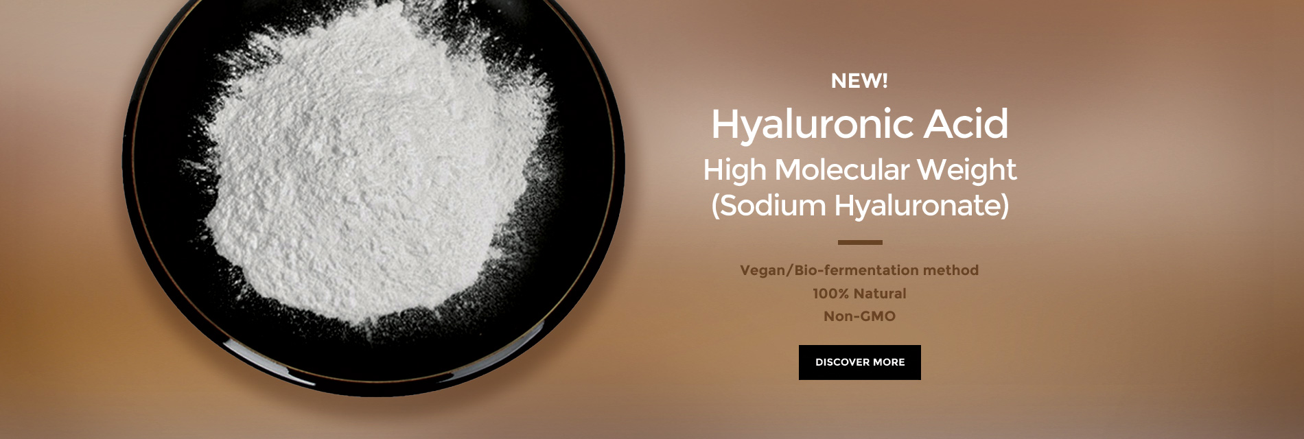 Sodium Hyaluronate (Hyaluronic Acid) HMW