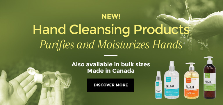 Hand Cleansing Products