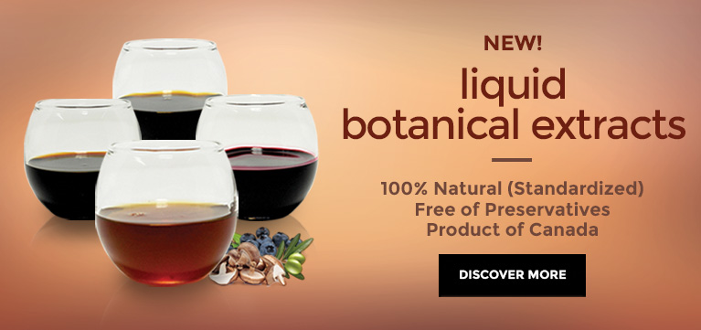 Liquid Botanical Extracts From New Directions Aromatics