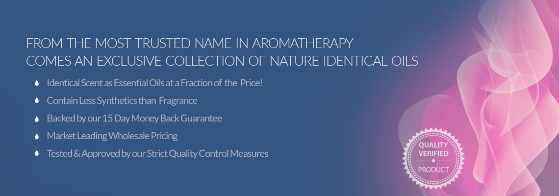 Nature Identical Essential Oils at Wholesale Prices from New Directions Aromatics