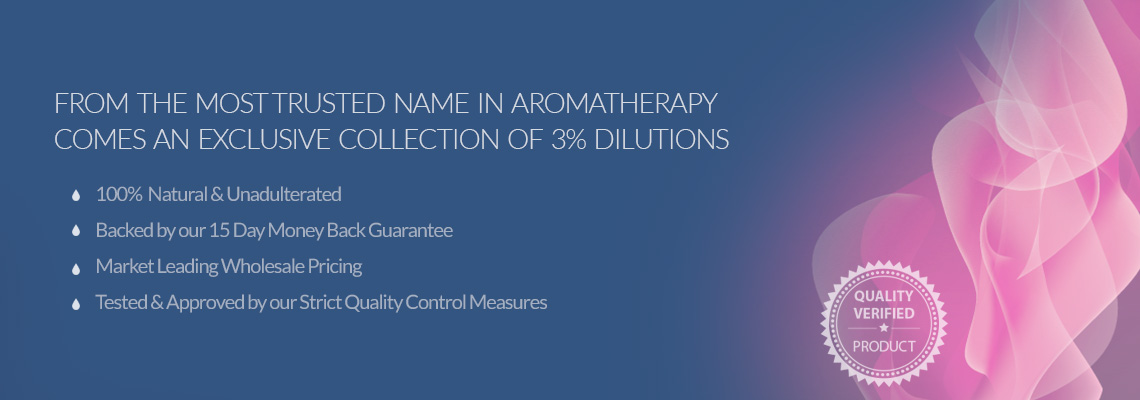 Essential Oil Absolutes in 3% Dilutions at Wholesale Prices from New Directions Aromatics