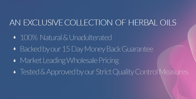 Herbal Oils at Wholesale Prices from New Directions Aromatics