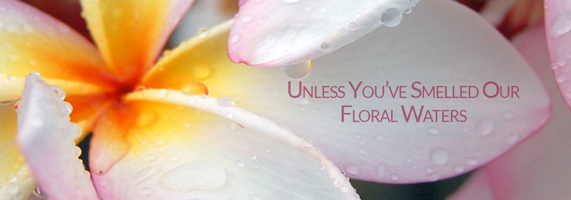 Floral Waters at Wholesale Prices from New Directions Aromatics