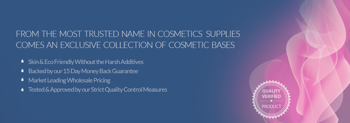 Cosmetic Bases at Wholesale Prices from New Directions Aromatics