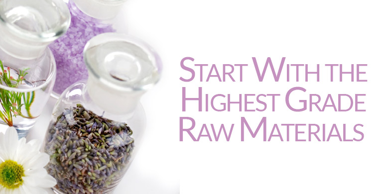 Raw Materials from New Directions Aromatics
