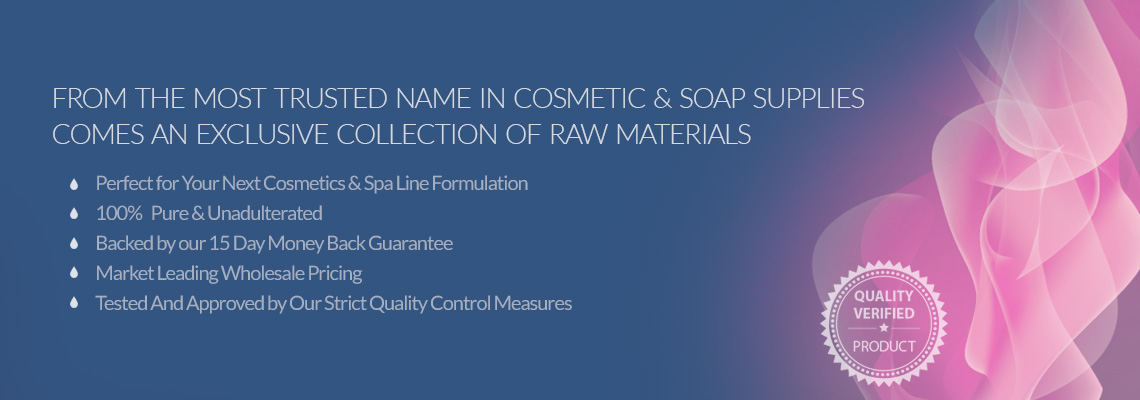 Personal Care Cosmetic Ingredients & Raw Materials Wholesale Supplier