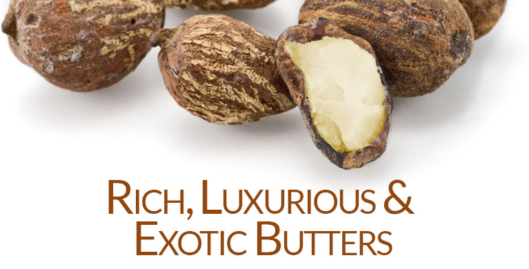 Butters from New Directions Aromatics