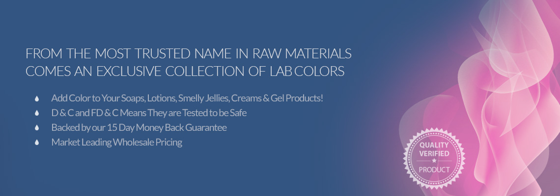 Lab Colors from New Directions Aromatics
