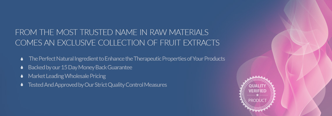Fruit Extracts from New Directions Aromatics