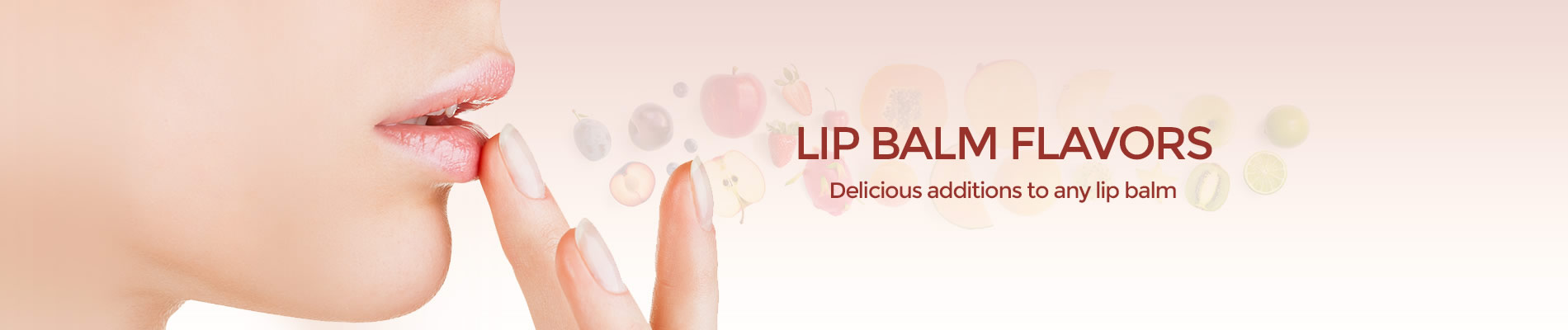 Lip Balm Flavors from New Directions Aromatics