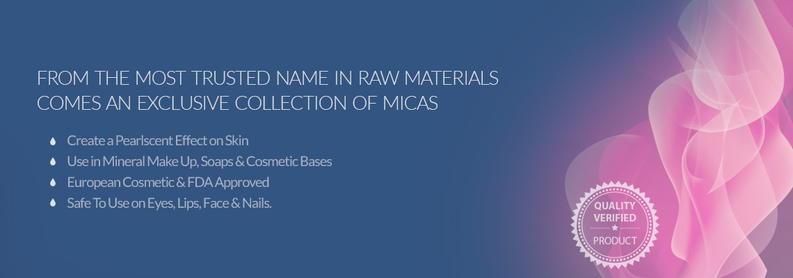 Micas & Oxides at Wholesale Prices from New Directions Aromatics