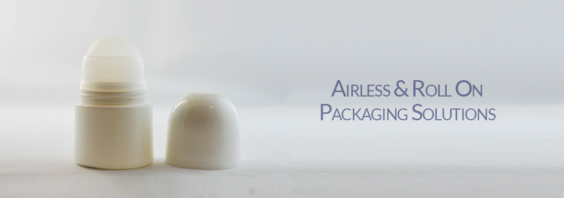 Airless & Roll On Dispensers from New Directions Aromatics