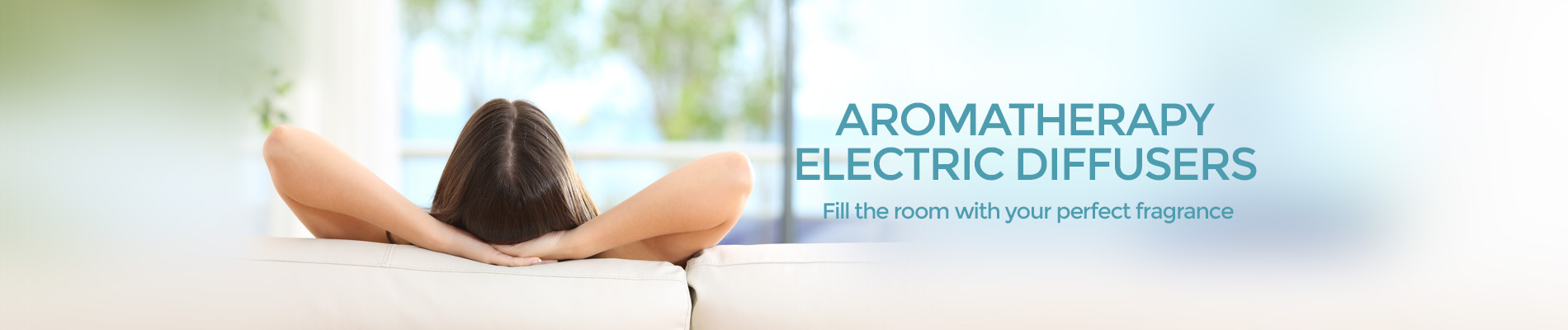 Aromatherapy Electric Diffusers from New Directions Aromatics