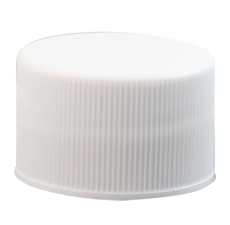 28/410 mm White Cap Smooth Top