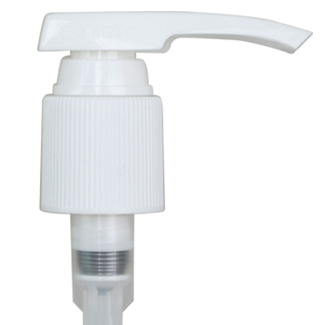Lotion Pump 28/415 mm White