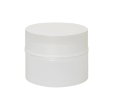 Laurence (Natural) Jar 50 ml (1.7 oz) w Cap & Disc