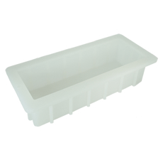 Loaf Tray Silicone Soap Mold
