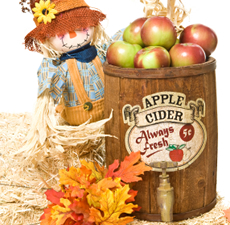 Oak Barrel Cider Type Fragrance Oil