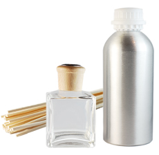 Reed Diffuser Starter Kit (Square)