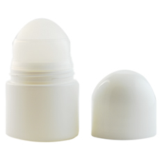 Deodorant Roll-On Bottle (White)
