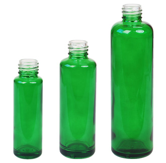 Zelo Dark Green Bottle