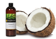 Coconut Virgin Organic Carrier Oil